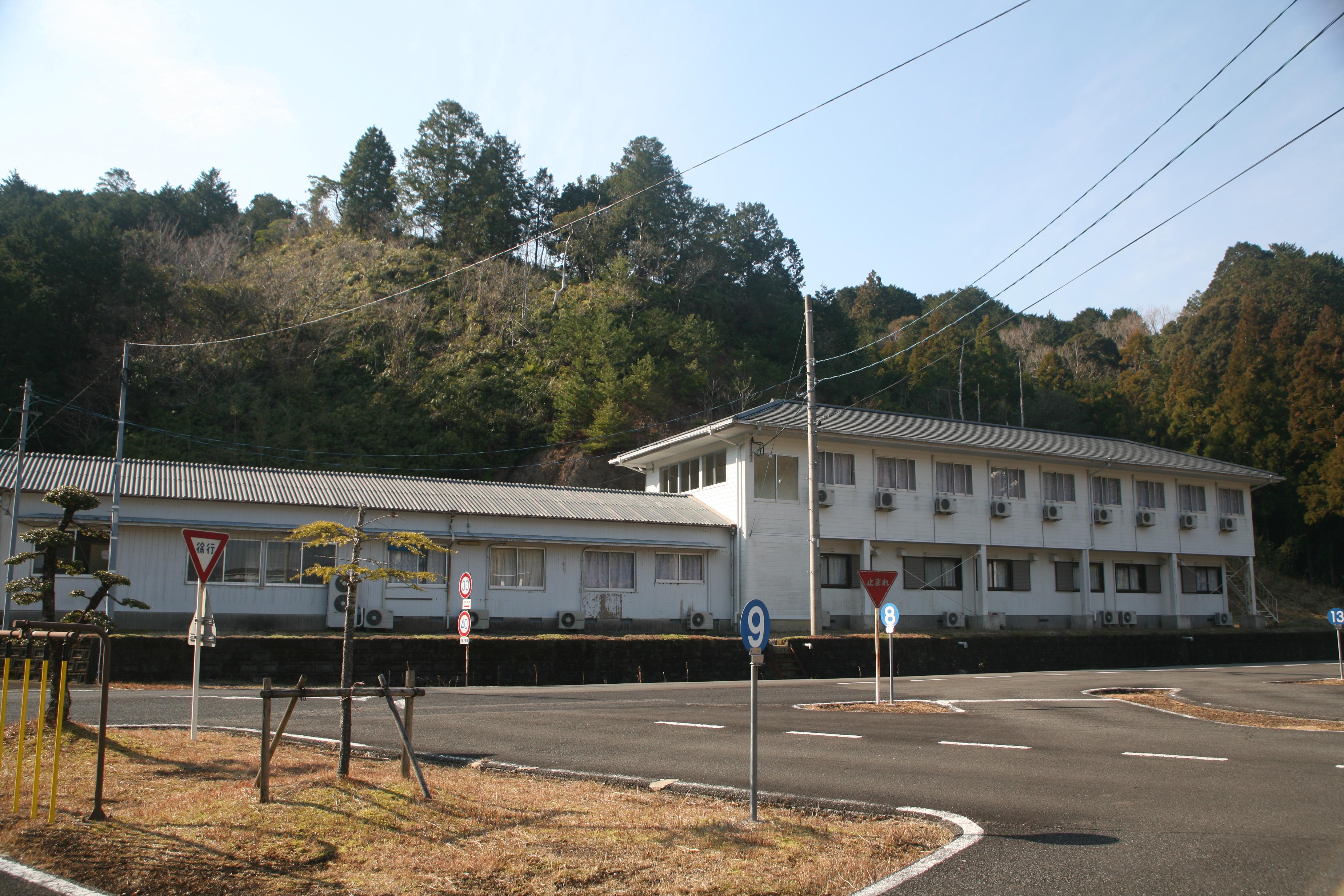 アクアビーチ(男子寮)