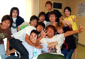 栃木:那須自動車学校 スカイハイツ男性部屋